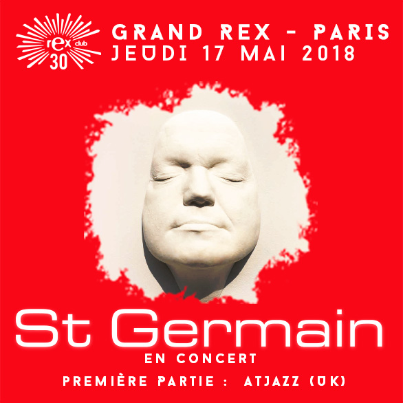 RexClub30_StGermain_170518_Digitick_presence_nletter_electro_586x193_Atjazz