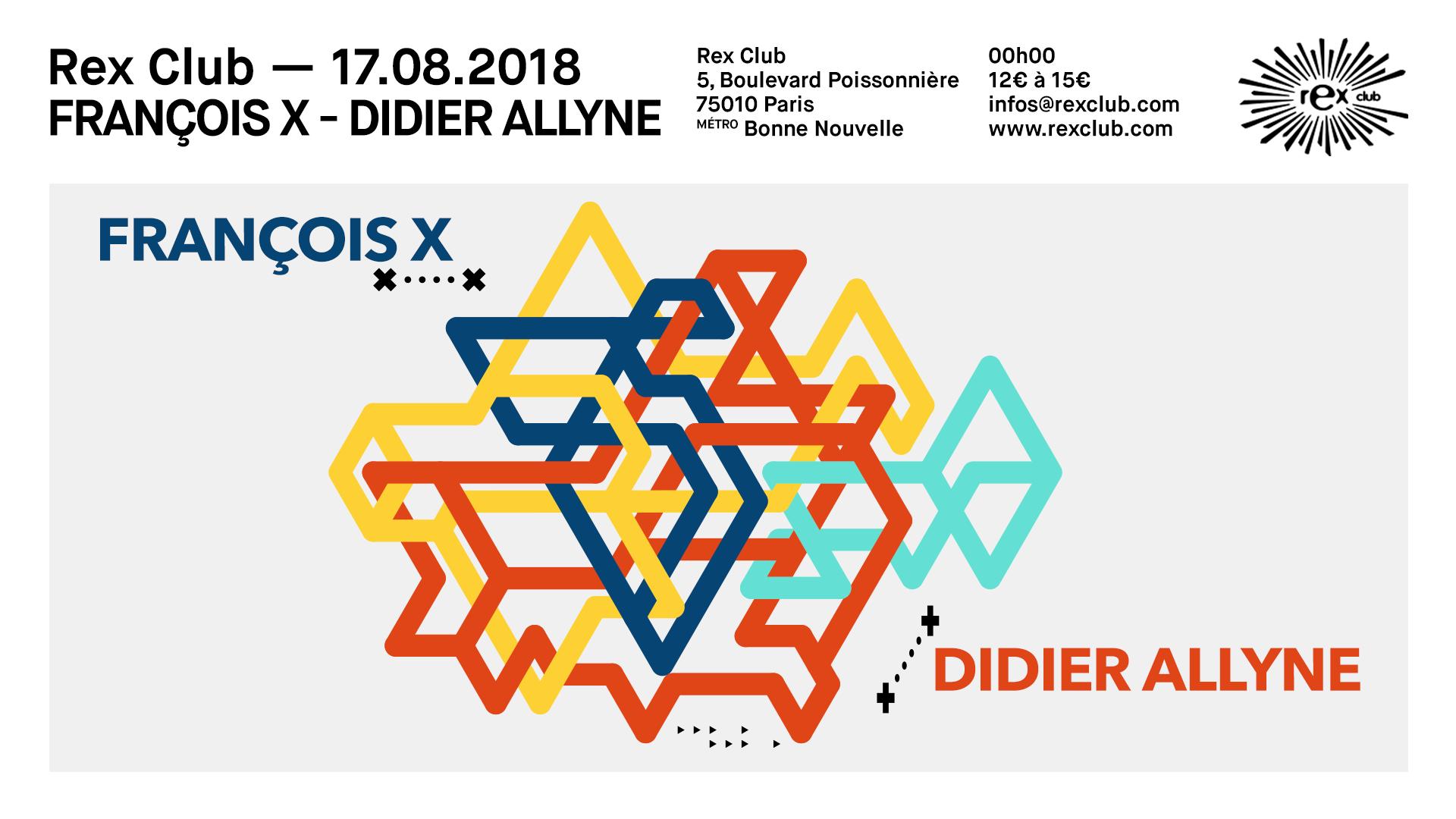 20180817_rex_club_françois_x_facebook_event_banner_1920x1080